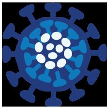 koronavirus ilustrace